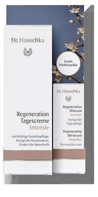 Regeneration Tagescreme Intensiv: Spannkraft und Festigkeit für reife Haut