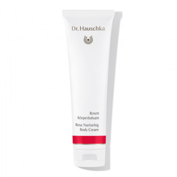 Dr. Hauschka Rose Nurturing Body Cream - improved formula - rose body lotion