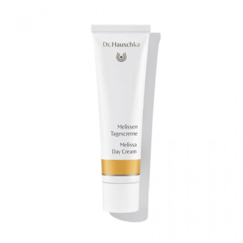 Dr. Hauschka Melissa Day Cream: reduces oily shine, for combination skin