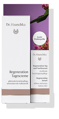Regenerating Day Cream: refines and tones mature skin
