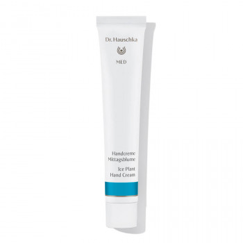 Atopic dermatitis skin care: Dr. Hauschka MED Ice Plant Hand Cream