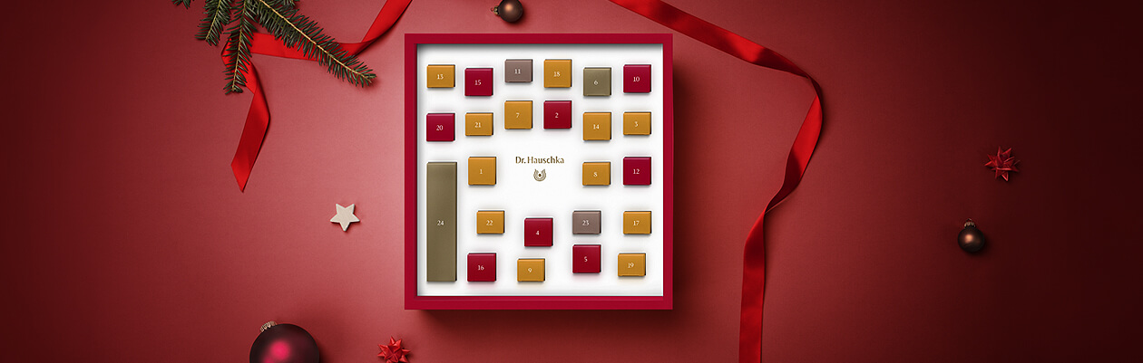 Dr. Hauschka Advent calendar