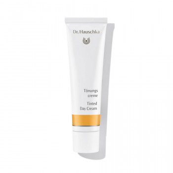Tinted Day Cream - Dr. Hauschka Tinted Day Cream - natural cosmetics