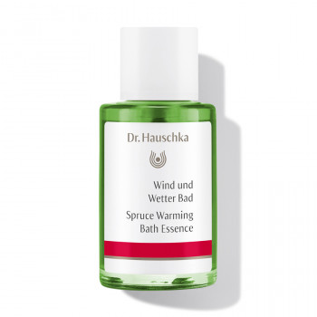 Dr. Hauschka Spruce Warming Bath Essence