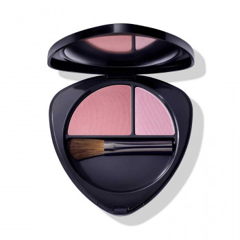 Dr. Hauschka Blush Duo 02 dewy peach