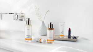 Dr. Hauschka Three-step daytime skin care regime