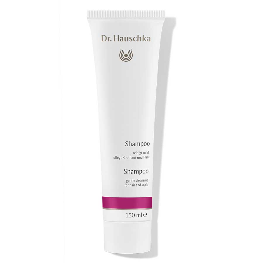 Dr. Hauschka Shampoo – silicone-free, cleanses and moisturises really gently   Dr. Hauschka