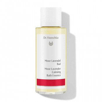 Dr. Hauschka Moor Lavender Calming Bath Essence - soothes and protects