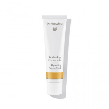 Dr. Hauschka Hydrating Cream Mask, face mask for dry skin