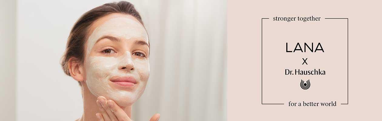 Dr. Hauschka Gesichtsmasken – Kleine Auszeit, großer Erholungseffekt
