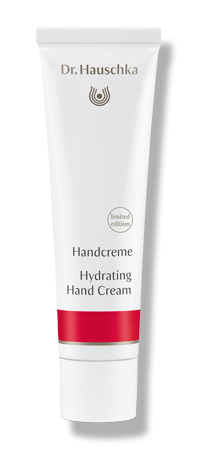 Dr. Hauschka Hydrating Hand Cream - absorbs quickly with lasting effect