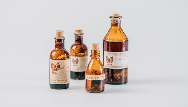 Dr. Hauschka medical plant extracts