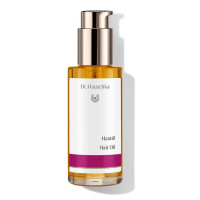 Dr. Hauschka Hair Oil: 100% organic natural cosmetics - Strengthening Hair Treatment