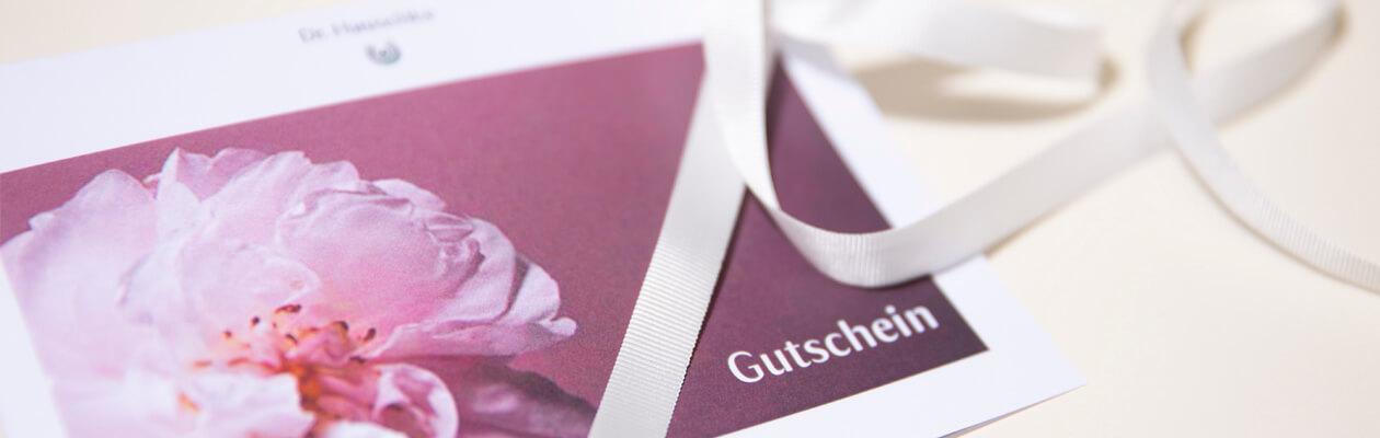 Dr. Hauschka Geschenkgutscheine