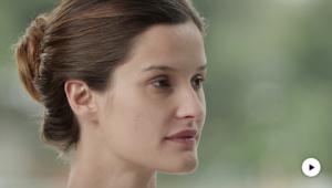 Dr.Hauschka Tutorial: Ausgeglichene Gesichtskonturen
