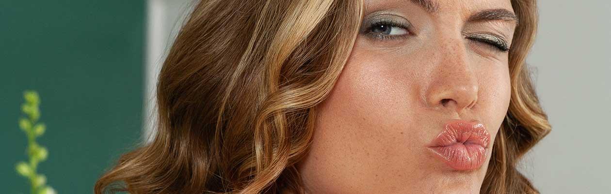 Heute ist Tag des Kusses – Entdecken Sie jetzt unsere Lipsticks