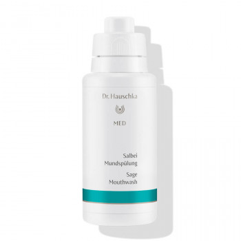 Dr. Hauschka Sage Mouthwash: prevents gum inflammation