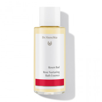 Dr. Hauschka Rose Nurturing Bath Essence - Organic bath essence with rose oil
