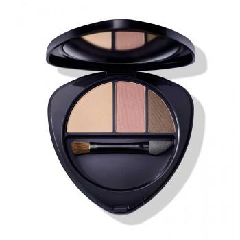Dr. Hauschka Eyeshadow Trio Palette 04