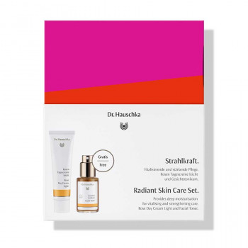 Dr. Hauschka Mother Day's Gift: Radiant Skin Care Set