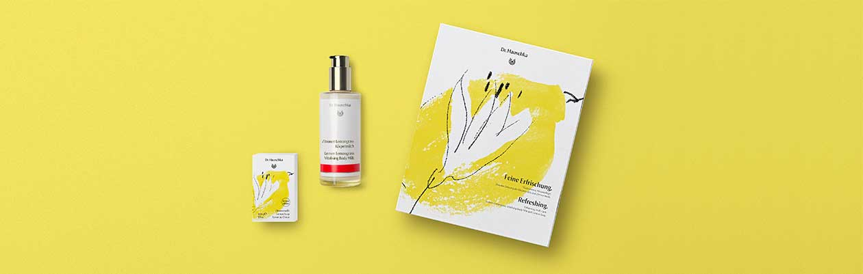 Dr. Hauschka Gift sets: Your time out & Refreshing