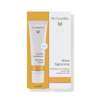 Dr. Hauschka Rose Day Cream with free Cleansing Cream