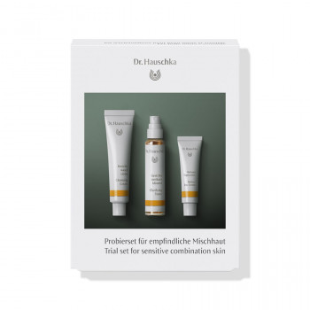 Dr. Hauschka Trial set for sensitive combination skin