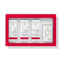 Dr.Hauschka gift set with body oils and organic soap