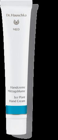 Dr.Hauschka Handcreme Mittagsblume pflegt und stärkt sehr trockene Hände