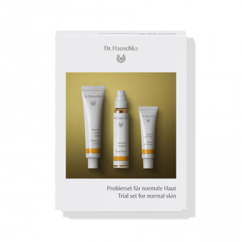 Dr. Hauschka Trial set for normal skin