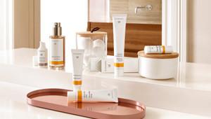 Dr.Hauschka Online skin test