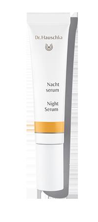 Dr.Hauschka Nachtserum – vitalisierende Nachtpflege, unterstützt den Rhythmus der Haut