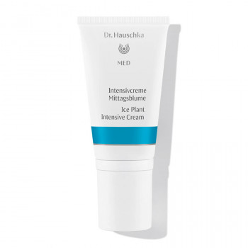 Atopic dermatitis skin care: Dr. Hauschka MED Ice Plant Intensive Cream