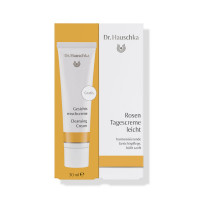 Dr. Hauschka Rose Day Cream Light with free Cleansing Cream