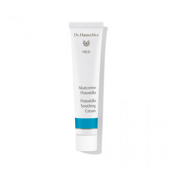 Atopic dermatitis skin care: Dr. Hauschka MED Potentilla Soothing Cream