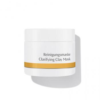Dr.Hauschka Clarifying Clay Mask - pore-cleansing face mask