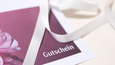 Dr.Hauschka gift vouchers