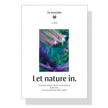 Let nature in
