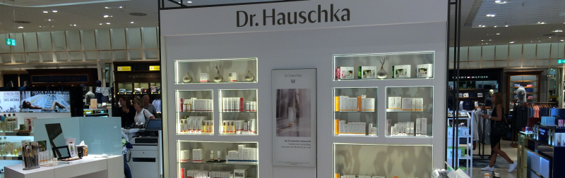 Department Stores Dr Hauschka
