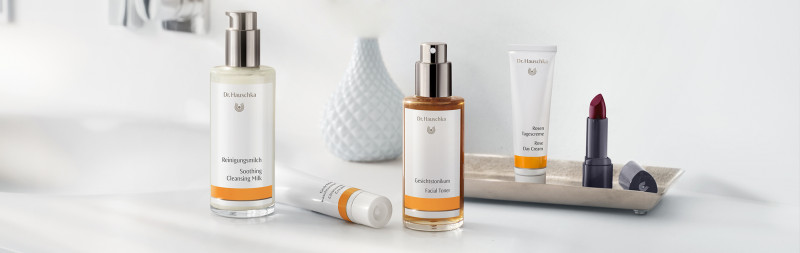 56f195cc7ba6 Three-step daytime skin care regime | Dr. Hauschka