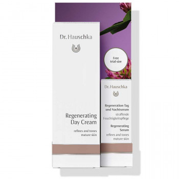 Dr. Hauschka Regenerating Day Cream - with gift