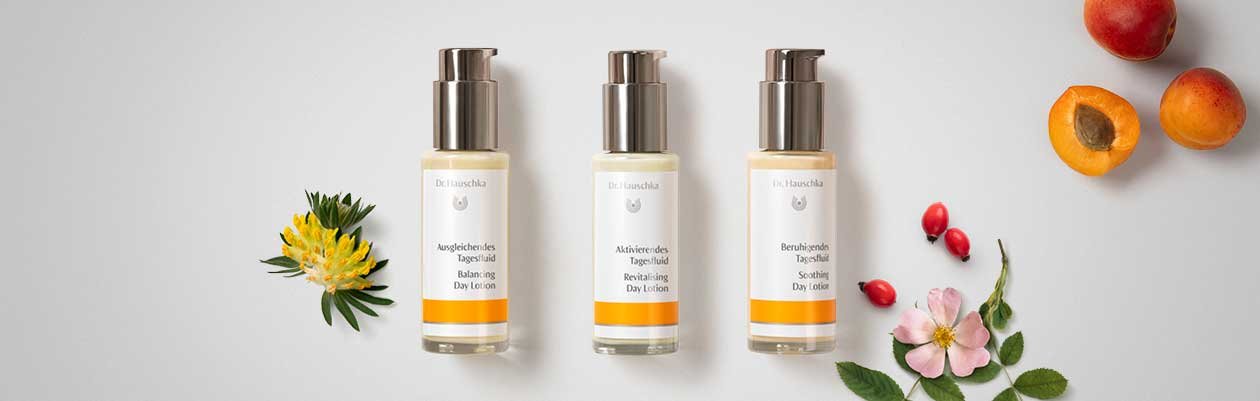 New: Dr. Hauschka Day Lotions