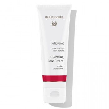 Dr. Hauschka Hydrating Foot Cream for very dry feet, natural cosmetics