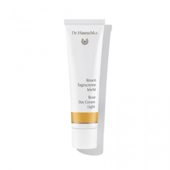 Dr. Hauschka Rose Day Cream Light, rose cream, light face cream